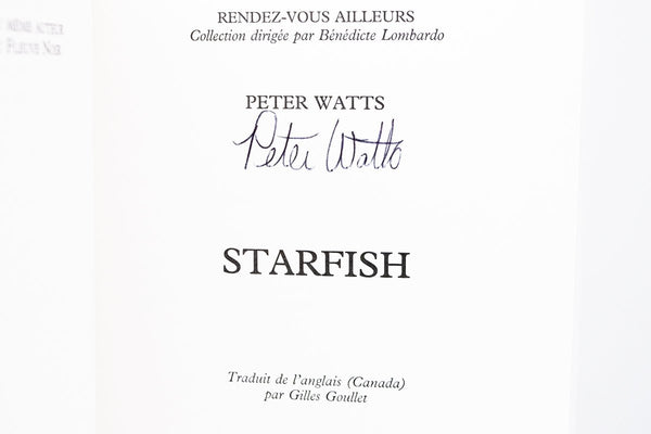 Foreign Editions - Starfish  (French)