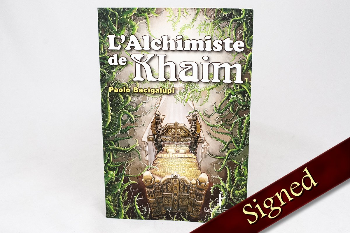 Foreign Editions - The Alchemist  (French)