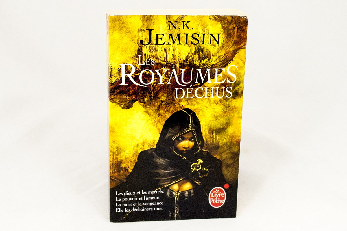 Foreign Editions - The Broken Kingdoms  (French)