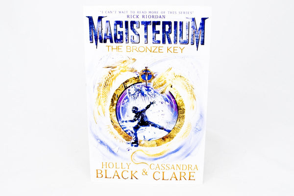 Foreign Editions - The Bronze Key: Magisterium  (UK)