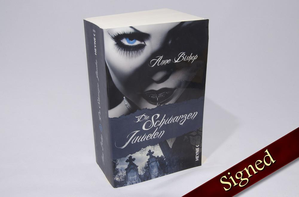 Foreign Editions - The Complete Black Jewels Trilogy  (German)