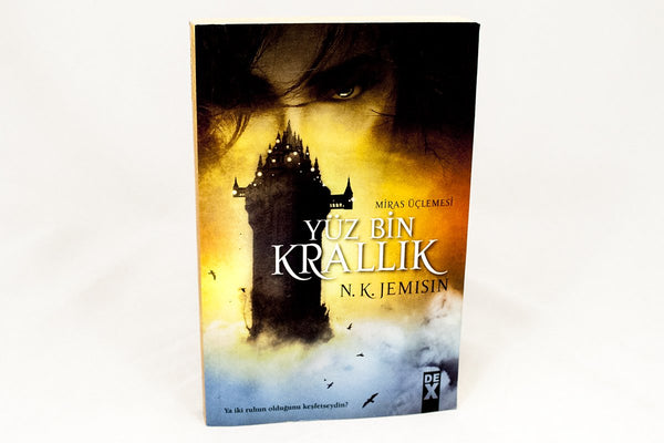 Foreign Editions - The Hundred Thousand Kingdoms  (Turkish)