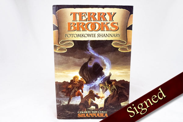 Foreign Editions - The Scions Of Shannara  (Polish)