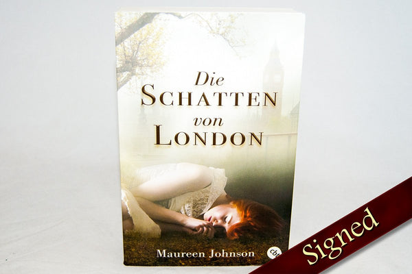 Foreign Editions - The Shades Of London: The Name Of The Star  (German)
