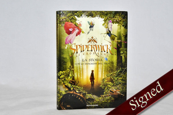 Foreign Editions - The Spiderwick Chronicles: The Movie Storybook  (Italian)