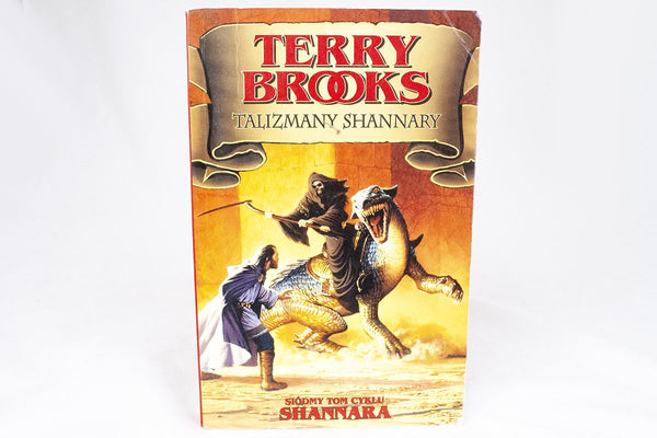 Foreign Editions - The Talismans Of Shannara  (Polish)
