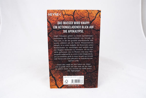 Foreign Editions - The Water Knife  (German)