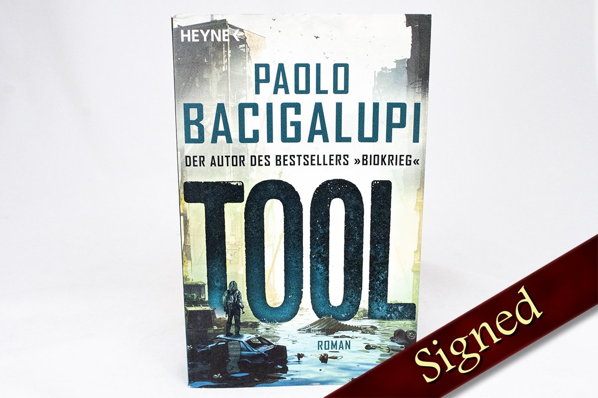 Foreign Editions - Tool Of War By Paolo Bacigalupi (German Edition)