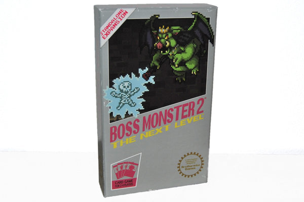 Games - Boss Monster 2: The Next Level