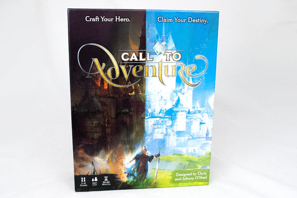 Games - Call To Adventure