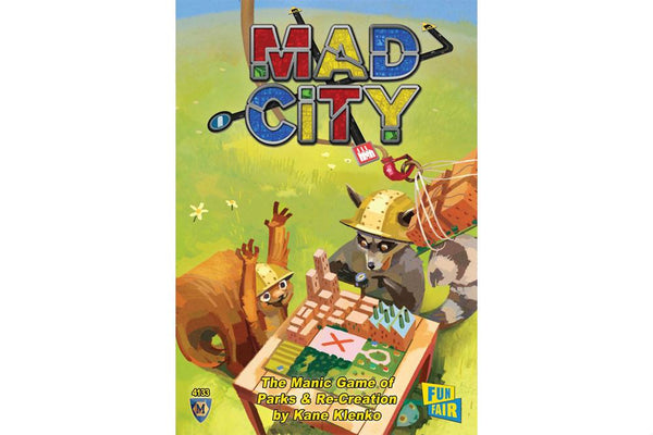 Games - Mad City