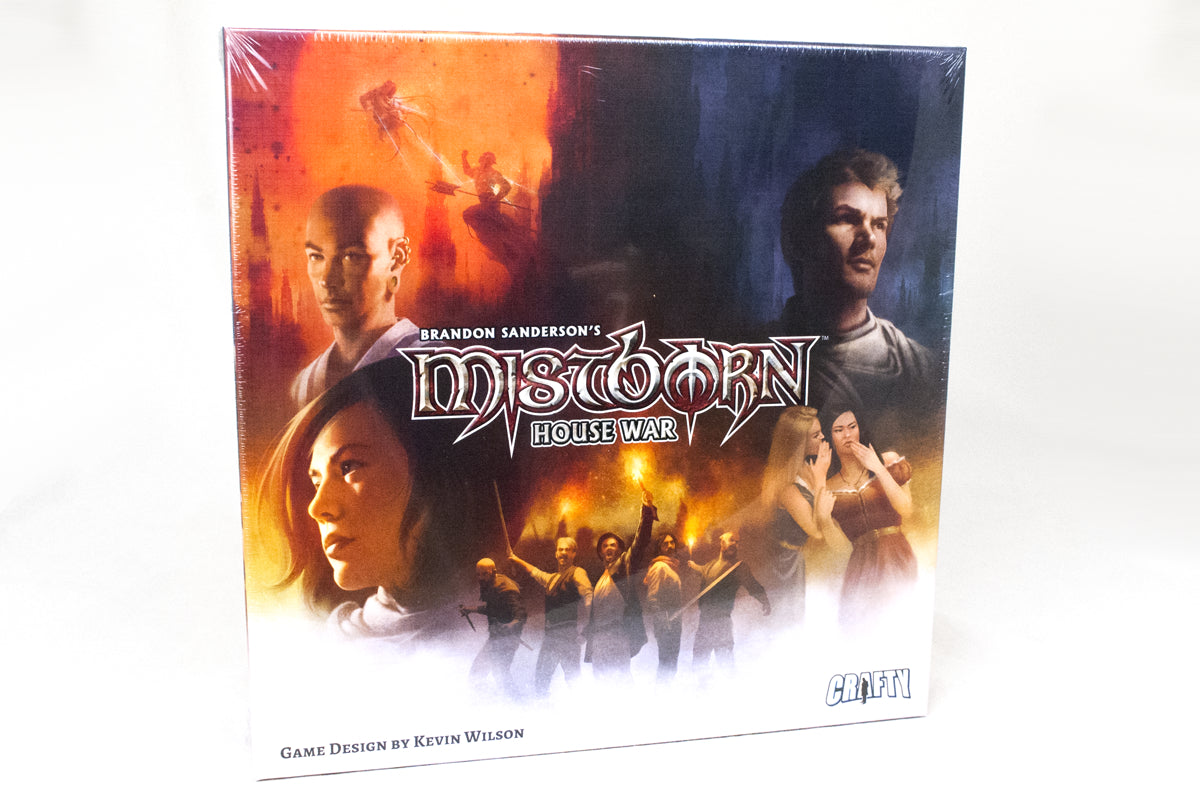 Games - Mistborn: House War Game