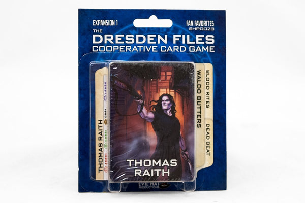 Games - The Dresden Files Cooperative Card Game - Expansion Packs
