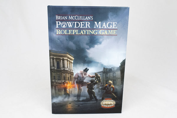 Games - The Powder Mage Roleplaying Game