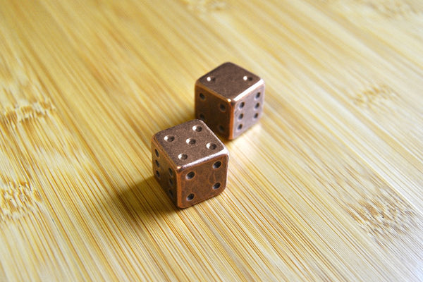 Games - True Dice From Temerant
