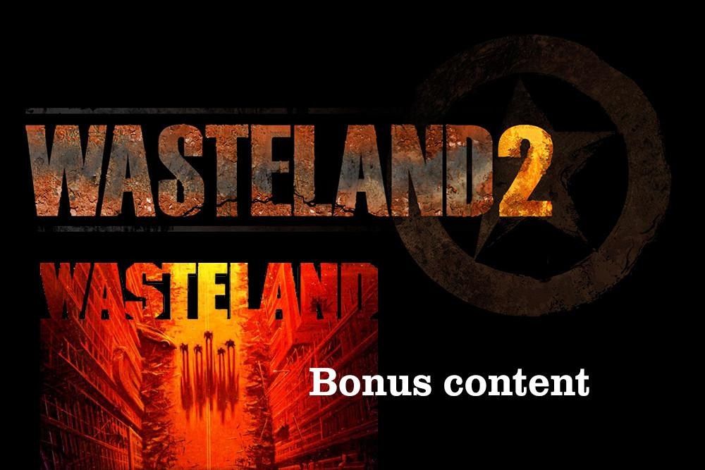 Games - Wasteland 2 By InXile Entertainment