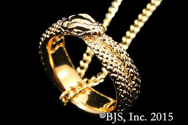 Jewelry - Great Serpent Ring™ Necklace