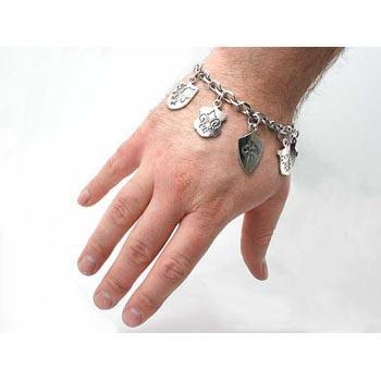 Jewelry - Harry Dresden's Shield Bracelet