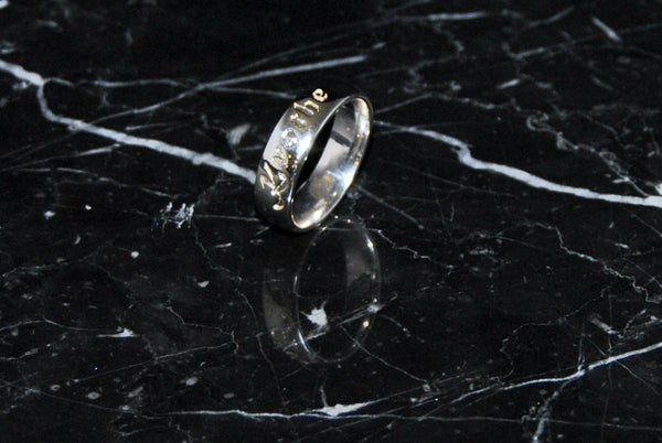 Jewelry - Kvothe's Vintish Court Rings