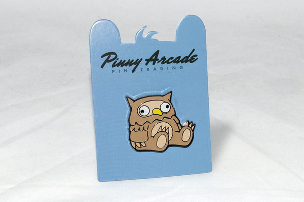 Jewelry - Pinny Arcade Owlbear Pin