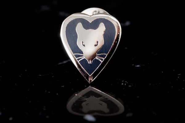 Jewelry - Rat Queens Pin