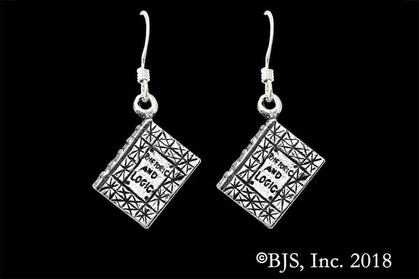 Jewelry - Rhetoric & Logic Earrings