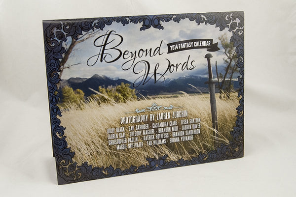 Miscellany - 2014 Beyond Words Fantasy Author Calendar - Signed By All Authors