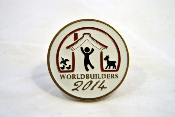 Miscellany - 2014 Worldbuilders Challenge Coin