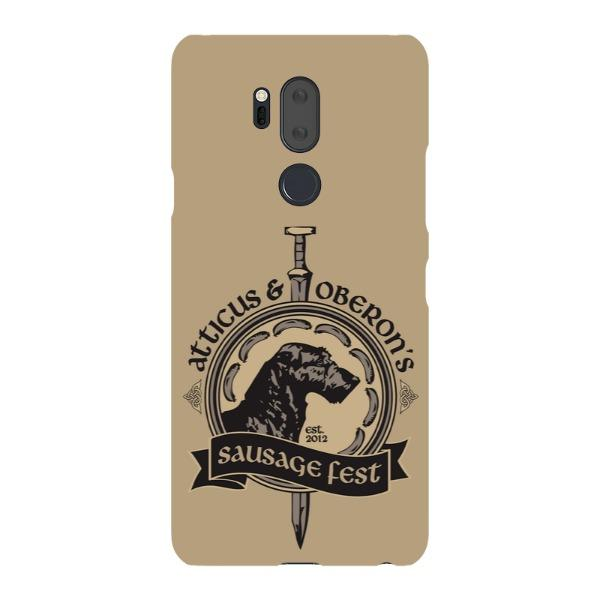 Miscellany - Atticus & Oberon's Sausage Fest Phone Case