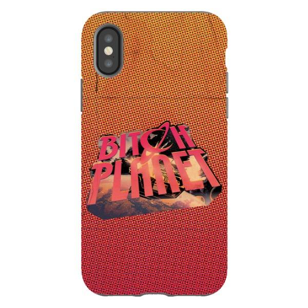 Miscellany - Bitch Planet Logo Phone Case