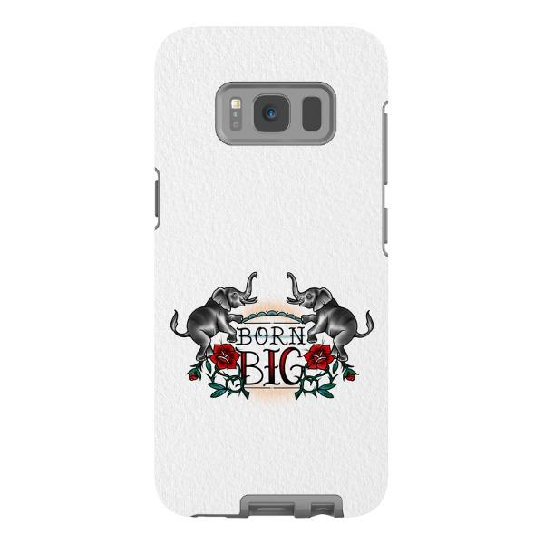 Miscellany - Born Big Horizontal Phone Case