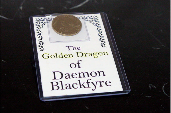 Miscellany - Daemon Blackfyre Dragon - Song Of Ice And Fire