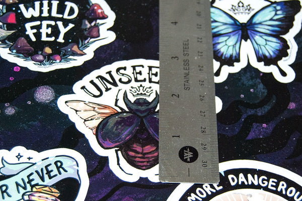 Miscellany - Faerie Stickers