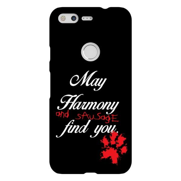Miscellany - Harmony And Sausage Phone Case