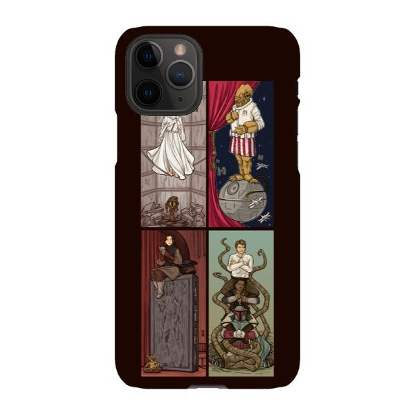 Miscellany - Haunted Galaxy Phone Case