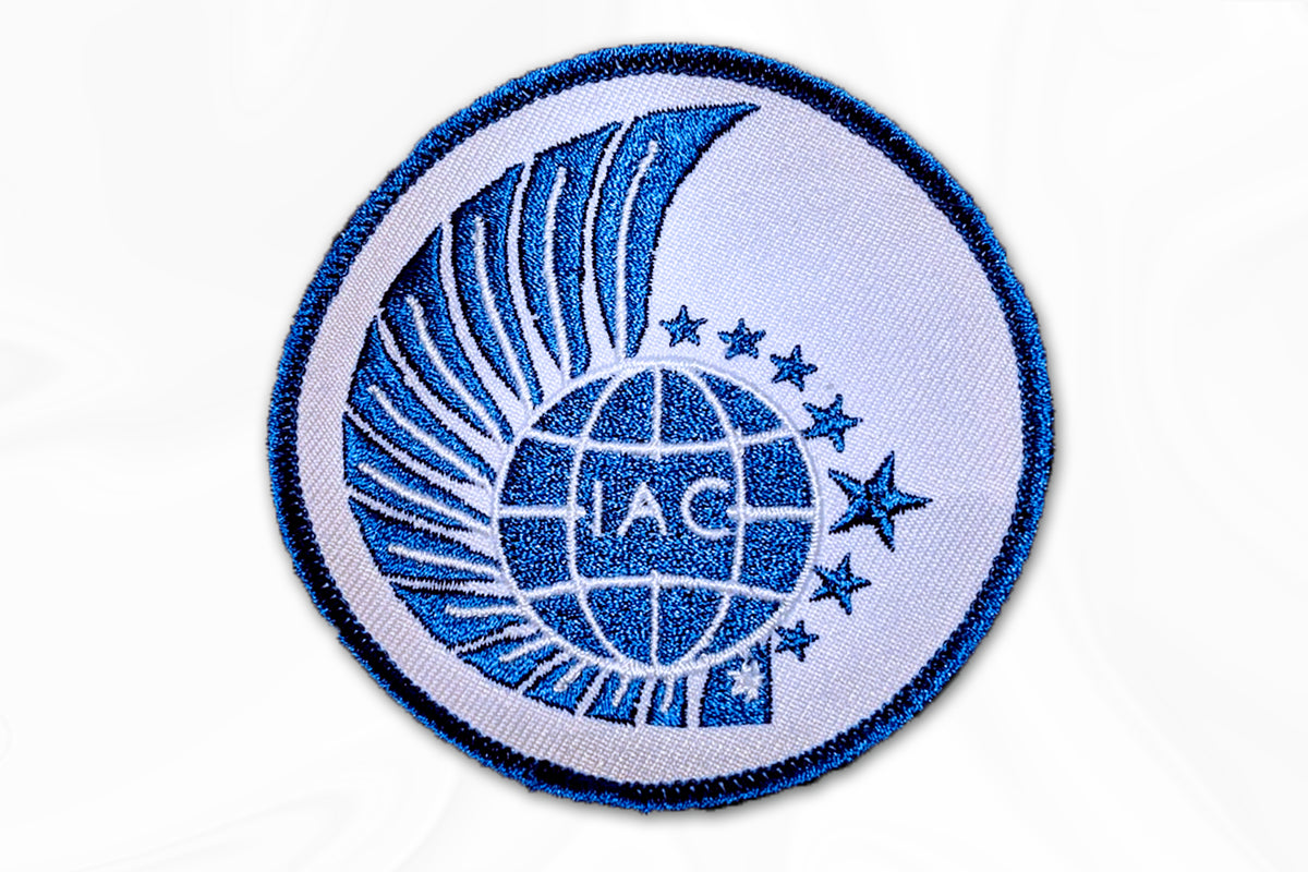 Miscellany - Lady Astronaut IAC Patch