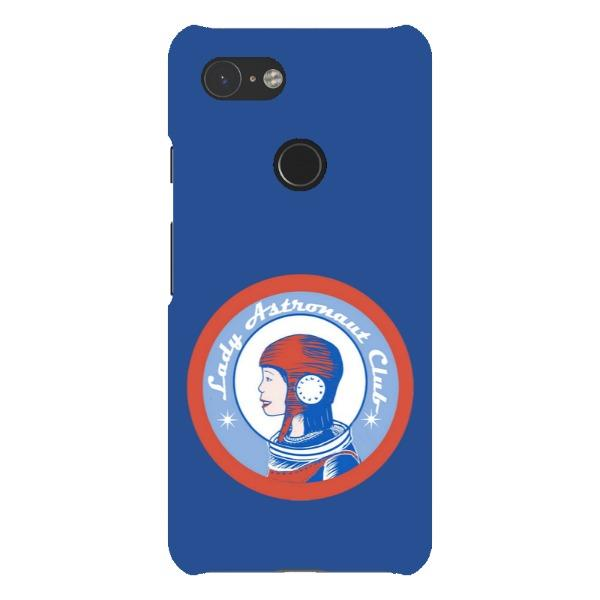 Miscellany - Lady Astronaut Phone Case - Helen