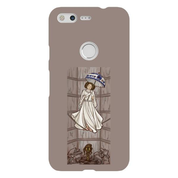 Miscellany - Leia's Corruptible Mortal State Phone Case