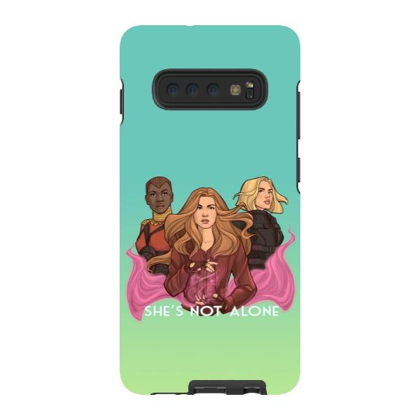 Miscellany - She's Not Alone Phone Case