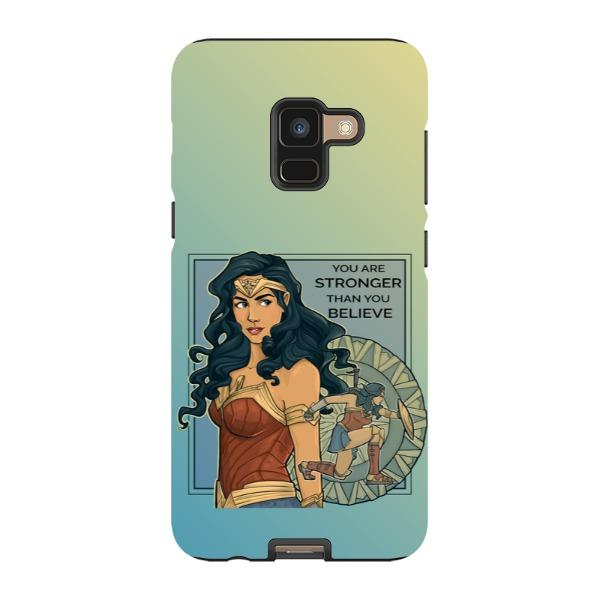Miscellany - Stronger Than You Believe Phone Case