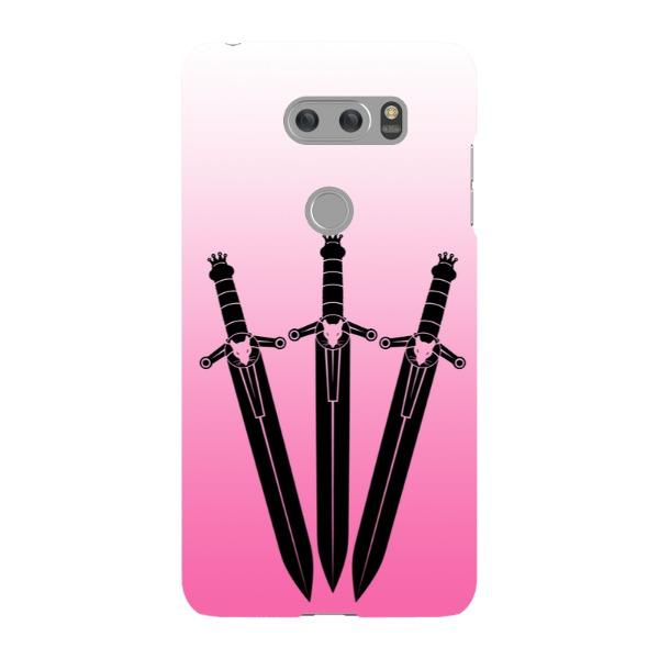Miscellany - Swords Phone Case