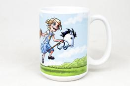 Miscellany - The Princess & Mr. Whiffle Mug