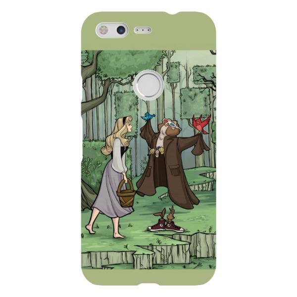 Miscellany - Visions Are Seldom All They Seem Phone Case