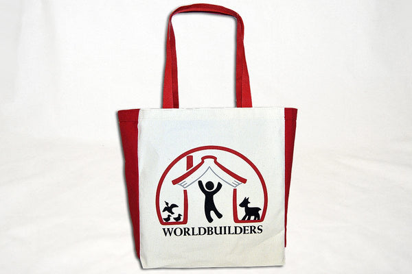 Miscellany - Worldbuilders Tote Bag