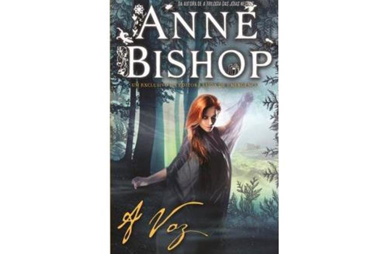 The Voice By Anne Bishop (Portuguese Edition)