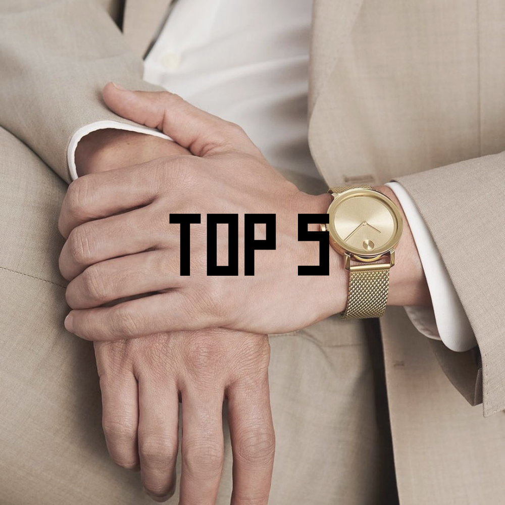 Top 5 Men's Watches