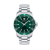 Movado Series 800 Green Dial Stainless Steel Men's Watch
