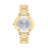 Movado Bold Pale Gold Dial Ladies Watch