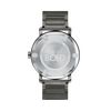 Movado Bold Gunmetal Dial Gunmetal Ion-plated Men's Watch