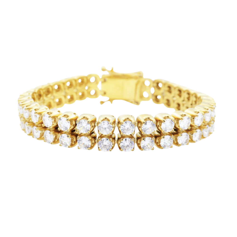 Gold Stainless Steel Bracelet